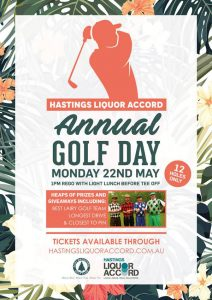 Hastings Liquor Accord Annual Golf Day