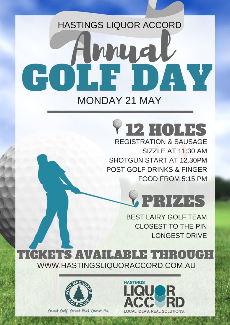 Hastings Liquor Accord Annual Golf Day 2018